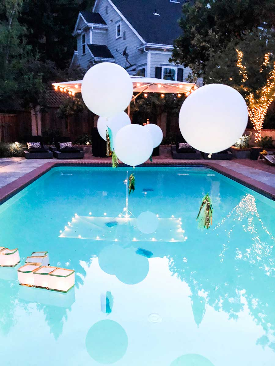 A Lazy Millennial's Guide to Being Able to Throw Amazing Outdoor Parties All Summer Long