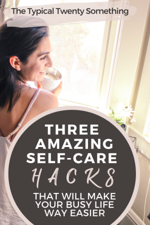 Self-care and wellness are incredibly hard aspects of your life to handle in your twenties! Here are three of my current favorite self-care products to add to your routine, volume 3 in this series! These skin, hair and life tips will be a massive game changer in the products you use on a daily basis, at least - they were for me! #selfcare #selfcaretips
