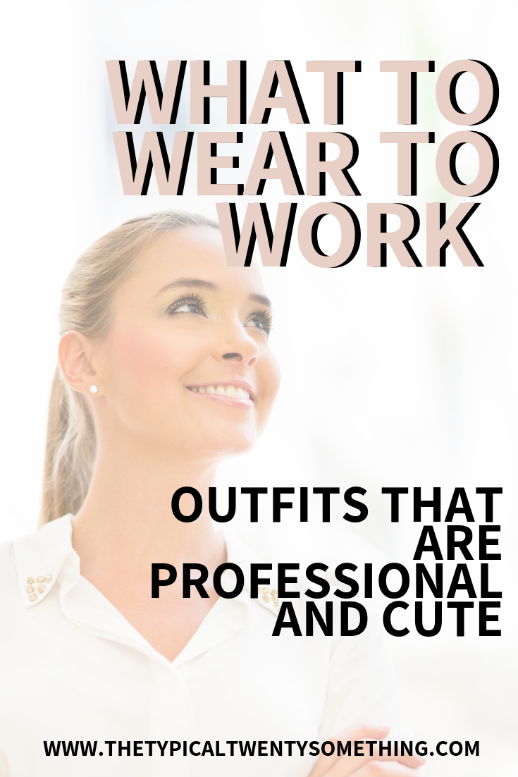 Professional outfits for work are hard to come by, check out these professional work clothes that you can wear for any occasion - even a work conference. Professional outfits for business are the best to wear for work - and the ones I picked out for you are all affordable. professional outfits business, business outfits professional #professionaloutfitsbusiness #businessprofessionaloutfits #professionalbusinessattire #businessoutfits #workwear #workclothes #careeradvice #career #job