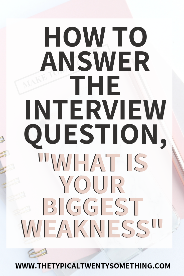 Struggling with job interview questions? Here's how to answer the job interview question, what is your biggest weakness! Job interview questions are tough, here's the career motivation you need. interview tips job, job interview quote, first job interview, job interview humor, jobs interview #interviewtipsjobs #jobinterviewquote #jobinterview #biggestweakness