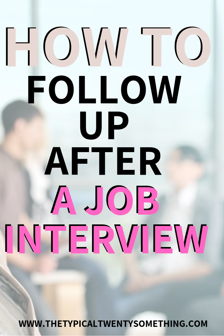 The best secret to interviewing - how to follow up after a job interview, how to interview well, job interview tips, interview advice, great job, job interviewing #interview #jobinterviewing #careeradvice #interviewadvice #jobinterviewtips #howtointerviewwell #interview