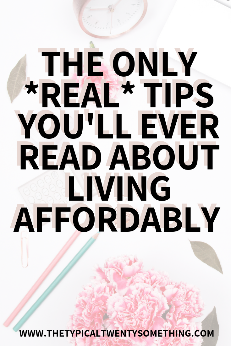 Six Tips On Living Affordably – The Tricks I Actually Use To Save Money In San Francisco