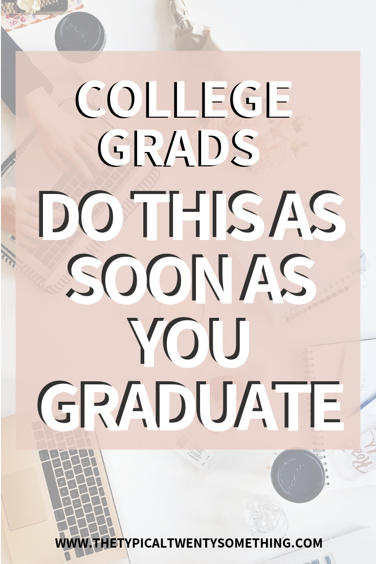 If you have student loans and recently graduated, these tips are for you! how to pay off student loan debt