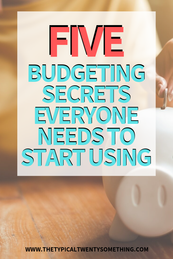 Five ways to learn to budget when your rent is super high, budgeting is hard! These budgeting tricks helped me pay my $1,600 rent right after moving to San Francisco. Follow these tips and you'll never have budgeting problems again! Budgeting, rent, rent poo, money, investing