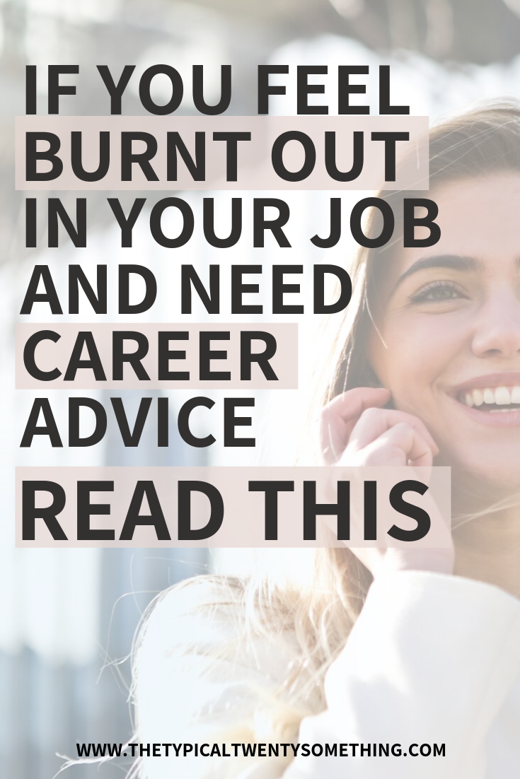The best career advice you'll ever read, in my interview with Emilie Aries - an amazing career coach! I met Emilie during a talk at my own work place, and she very literally brought me to tears! She talks about burn out, career services, and more that will give you just the best advice. Her quotes and advice will help you get through any struggle at work your dealing with right now! best career advice, career services, quotes advice, career, work tips, college career, your job, infp job, manager tips, millennialwoman