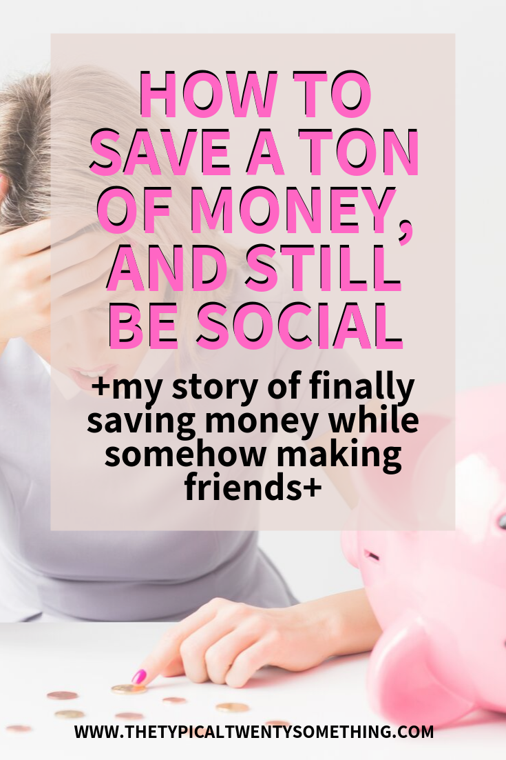 Five ways to budget while still being social, budgeting, money