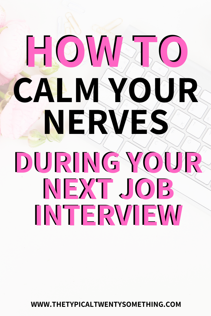 How to calm your nerves before your next job interview! These job interview tips will help you prepare and be confident for your next job interview. Check you these affirmations, and even how to answer about your weaknesses! Job Interview | Interview Questions | How To Interview | Interview Tips | Interview Weaknesses