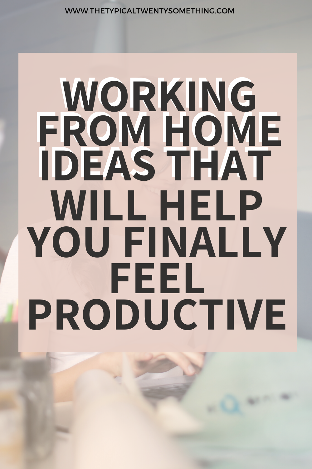 5 work from home desk accessories and tips that you can use to be more productive and be happier while having a great work from home routine. Work from home office, work from home outfit, work from home office, work from home tips, work from home office ideas