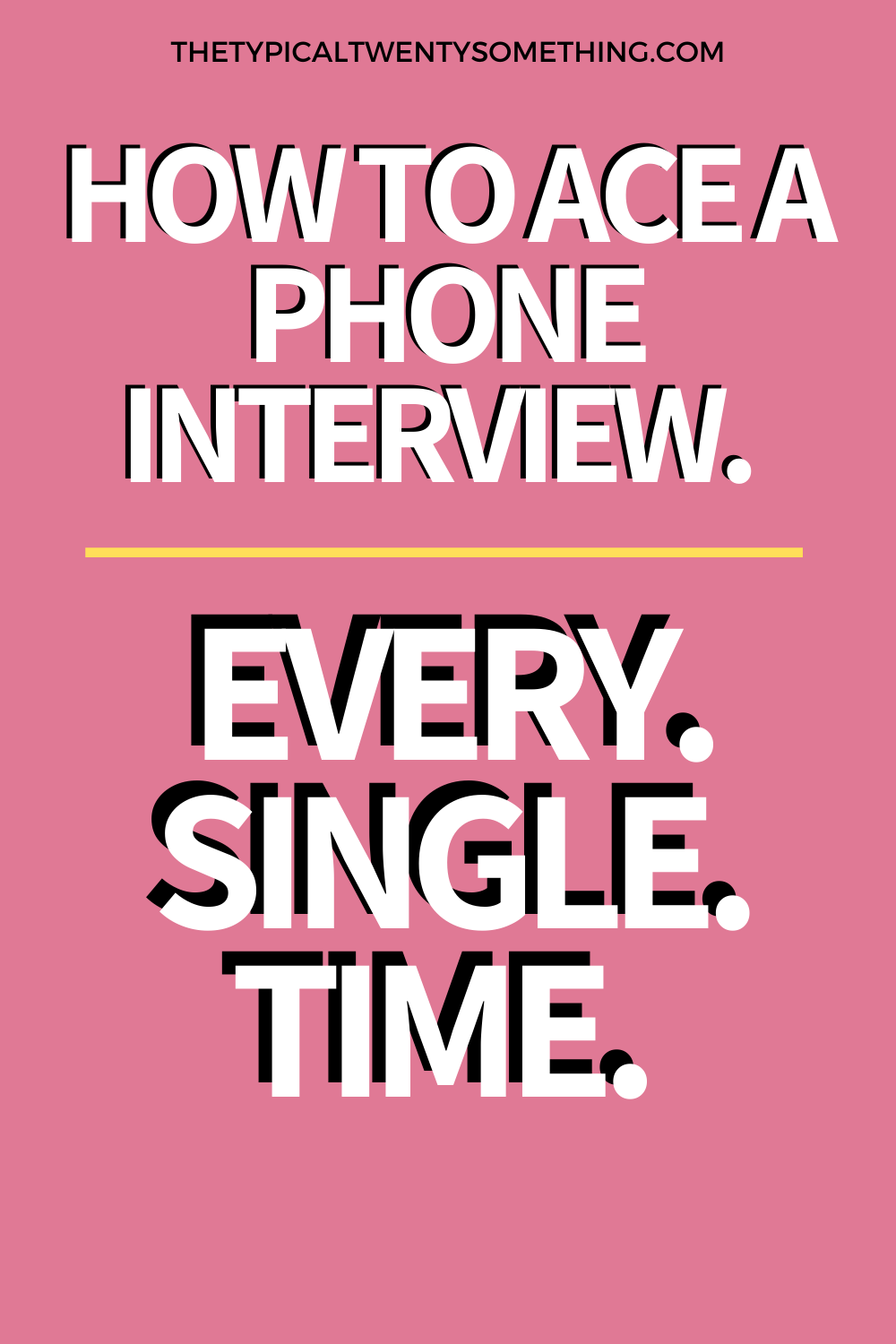 Here's how to ace a phone interview! If you have a phone interview coming up, make sure to follow these phone, zoom and video interview tips! These tips will help you answer questions about your next phone, video or zoom interivew. Interviewing is tough, so make sure you prepare for the right questions and answers! phone interview questions, phone interview telephone, phone interview for nurses, job interview tips over the phone, dream job, preparing for a phone interivew