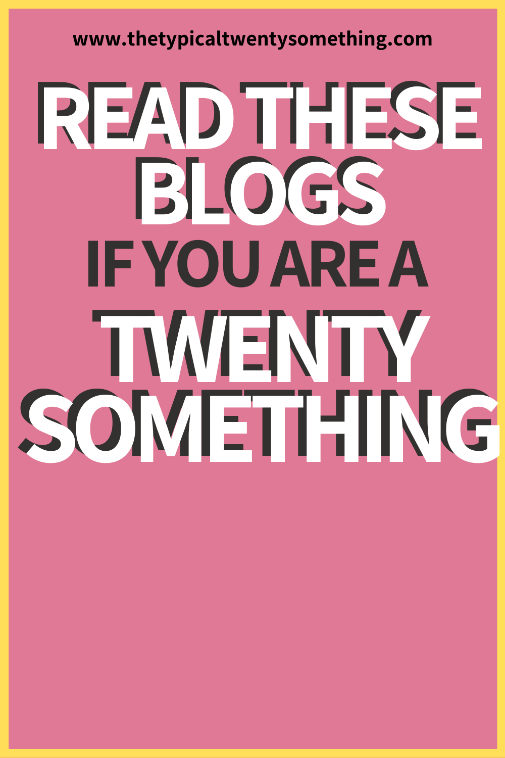 If you are a twenty-something, you must check out theses twenty something bloggers. Here are the best blogs for twenty somethings! Being in your twenties is hard, from books, to outfits, to gifts, figuring out how to navigate as a millennial is no easy task. These blogs should help you get through your twenties! 20 somethings, twenty somethings