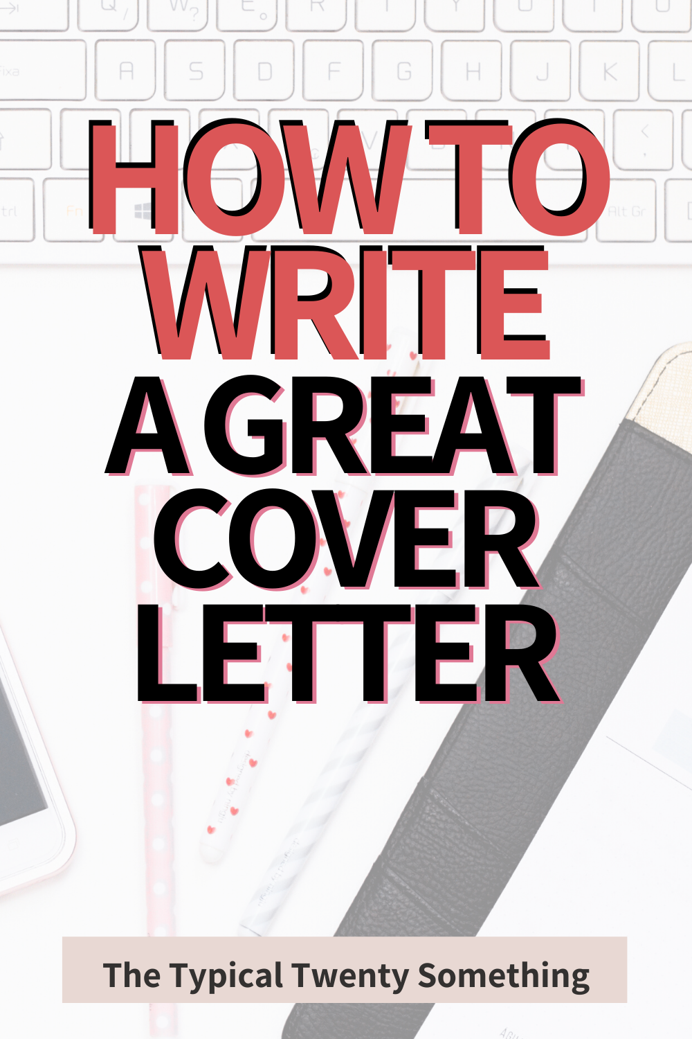 How to write a great cover letter in 2020. Writing a great cover letter is not easy, here is a step by step guide and tips to writing a great cover letter, along with examples! cover letter, cover letter examples, cover letter examples, cover letters for resume, cover letter for teachers, cover letter tips, design, for job application, how to write a